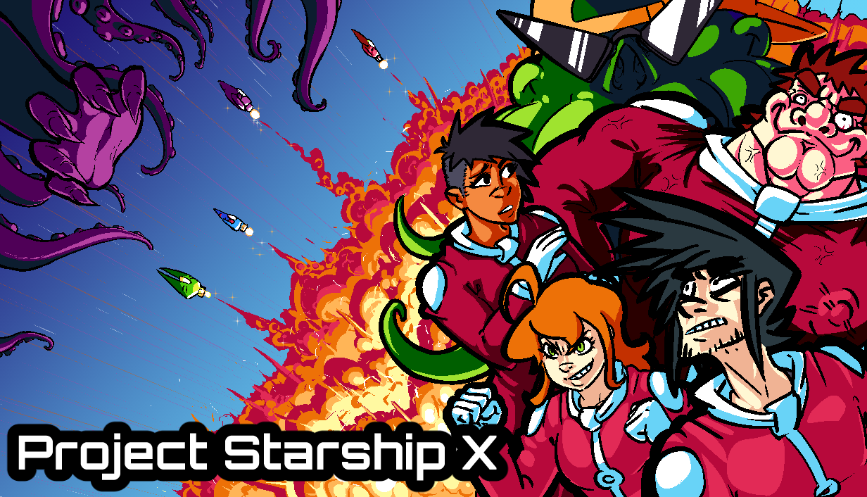 projectStarshipX